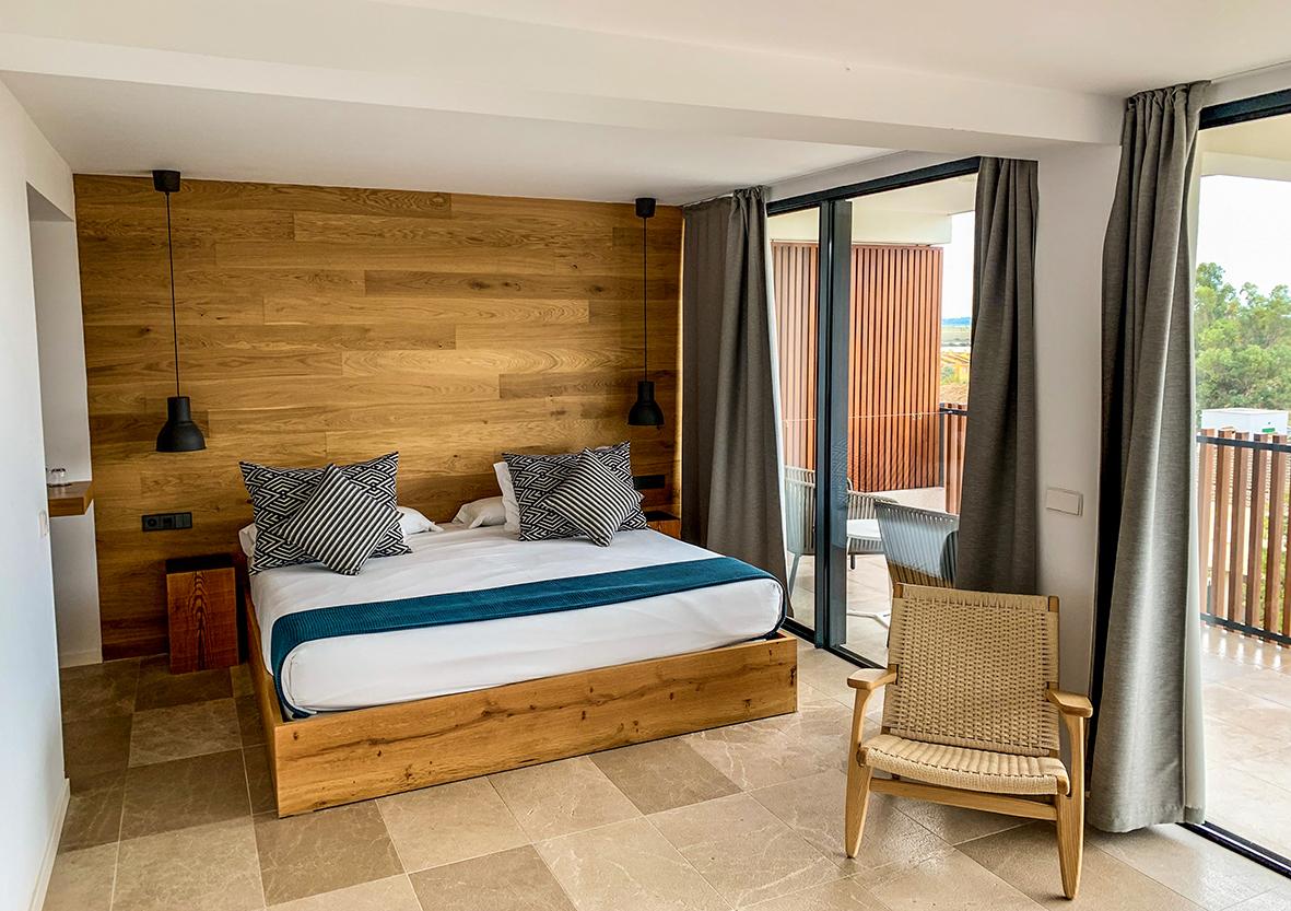 IRONMAN Mallorca 2021 – Unterkunft Im Hotel Las Gaviotas In Playa De Muro
